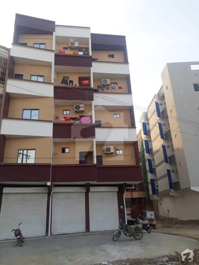 900  Square Feet Flat In North Karachi Best Option