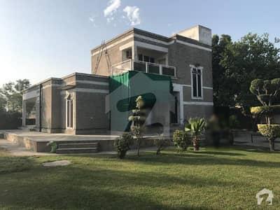 کالج روڈ نارووال میں 2 کمروں کا 3 کنال مکان 4.96 کروڑ میں برائے فروخت۔