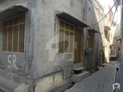 6.5 Marla House With 2 Portions For Sale