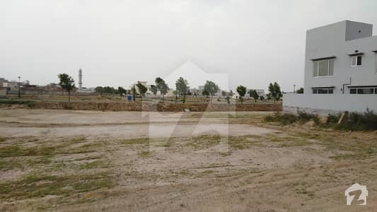 1 Kanal Plot On Excellent Location Ready To Build Your Dream House