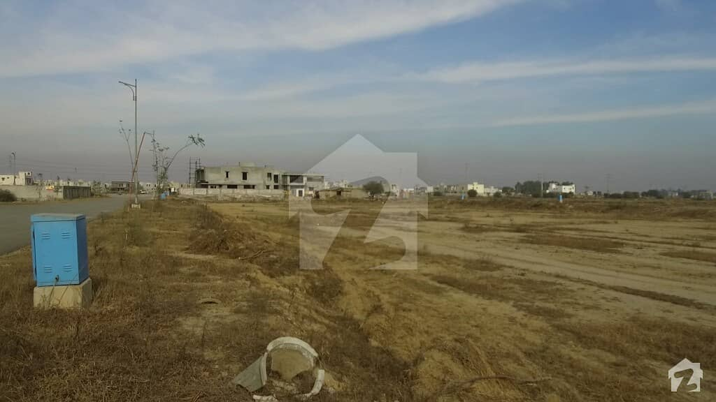 Richmoor Offers 2 Kanal Residential Plot Is For Sale In Defence Lahore