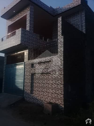 6 Marla Brand New Double Storey House For Sell In Rasool Pura Sambrial
