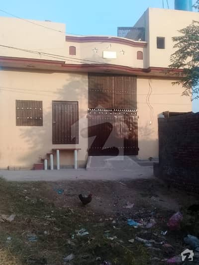 5 Marla Single Storey Slightly Used House For Sell In Rasool Purs Sambrial
