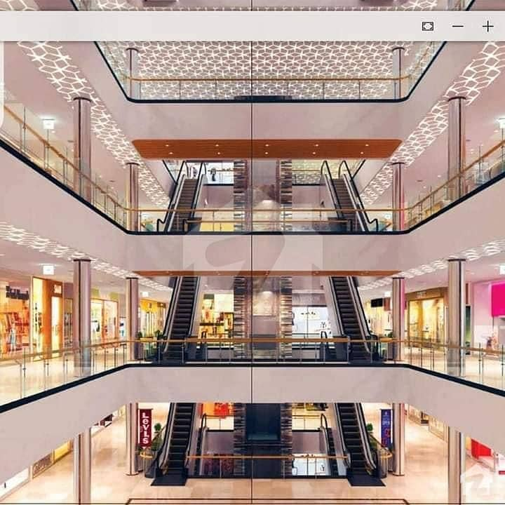 Shop For Sale In 4 Star Hotel Near New Islamabad International Airport