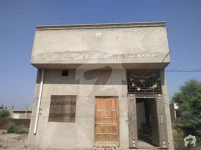 گلشنِ اقبال رحیم یار خان میں 2 کمروں کا 4 مرلہ مکان 25 لاکھ میں برائے فروخت۔