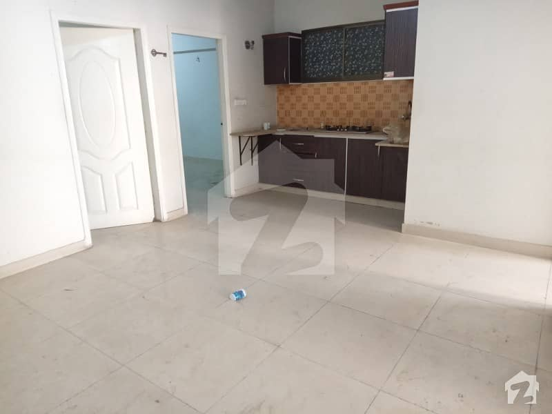 Defence Phase 2 E X T D H A Flat For Rent 1st Floor Tiled Flooring Family Building Front Entrance