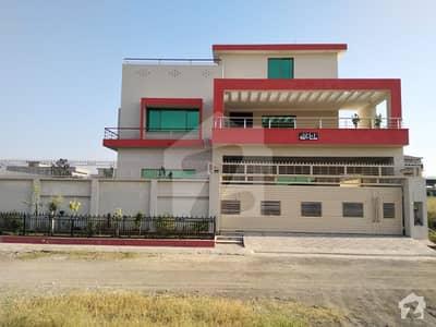 E18 Gulshan E Sehat Islamabad Nicely Built House
