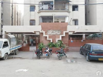 900  Square Feet Flat In North Karachi For Sale