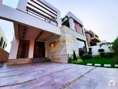 500 Sq Yards Owner Built Brand New Architecture Bungalow For Sale