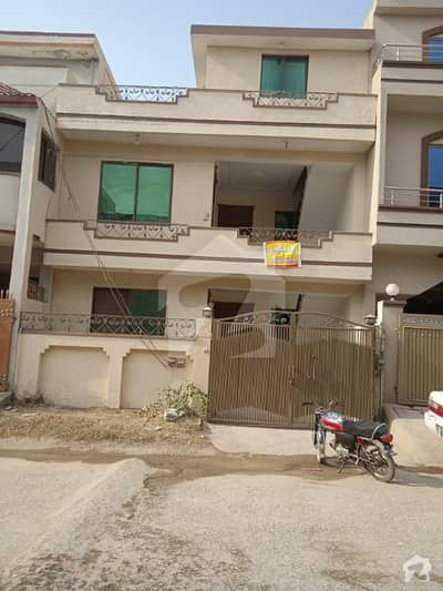 5 Marla Upper Double Portion For Rent At Airport Housing Society Sec 4