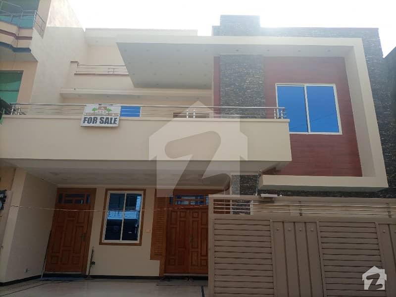 Double Storey House For Sale In H Block Soan Garden Islamabad