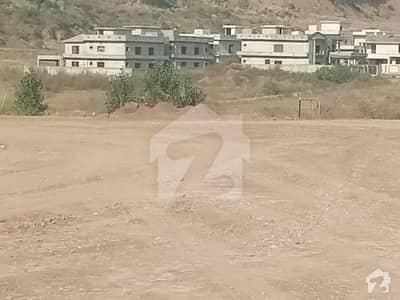 آغوش فیز 2 آغوش اسلام آباد میں 1 کنال رہائشی پلاٹ 80 لاکھ میں برائے فروخت۔