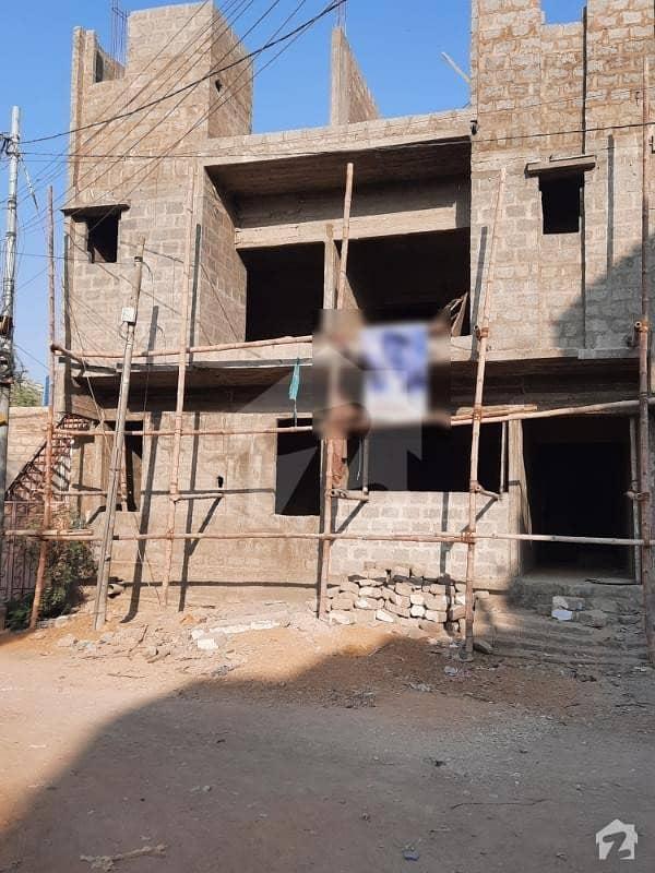 پی اینڈ ٹی ہاؤسنگ سوسائٹی کورنگی کراچی میں 5 کمروں کا 7 مرلہ بالائی پورشن 75 لاکھ میں برائے فروخت۔