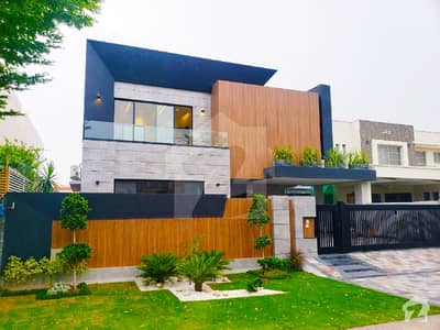 The Most Beautiful Modern Designer Brand New Bungalow For Sale In Low Price