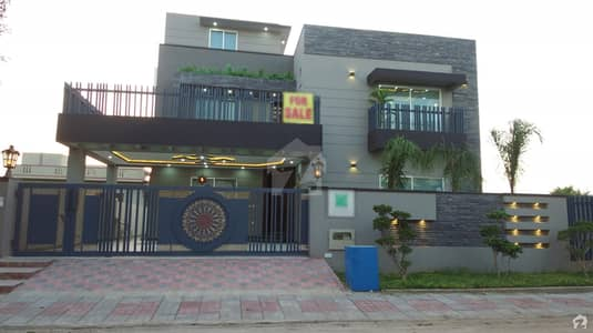 1 Kanal Designer House Is Available For Sale In Sector B Dha Phase 2 Islamabad