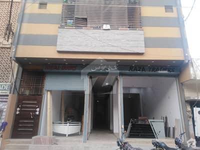 فیڈرل بی ایریا ۔ بلاک 16 فیڈرل بی ایریا کراچی میں 3 کمروں کا 6 مرلہ بالائی پورشن 85 لاکھ میں برائے فروخت۔