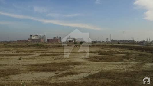 Dha Phase 6 Block E 2 Kanal Corner Plot On Upper Lane Surrounding With Constructed Houses
