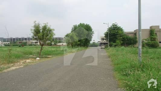 Phase 6 Ideal Location Plot K Block Dha Lahore