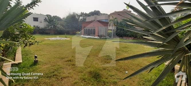 ڈیفینس روڈ لاہور میں 8 کمروں کا 4 کنال مکان 25 کروڑ میں برائے فروخت۔