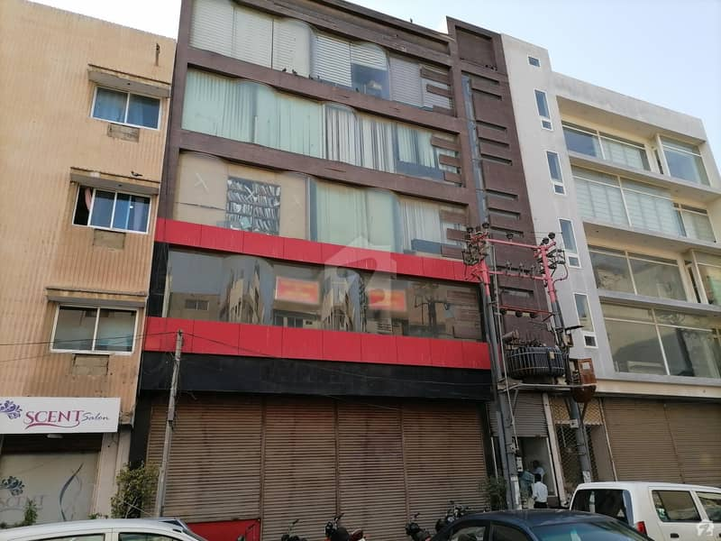 206 Square Yards Office Building Ideally Situated In DHA Defence