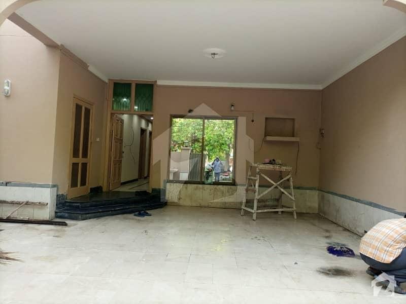 10-marla, 4-bedroom's, Marbal Flooring House For Rent In Askari-9 Lahore Cantt.