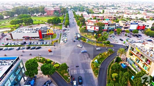 Perfect 3375  Square Feet Residential Plot In Dha Defence For Sale