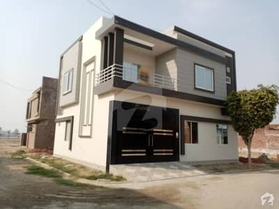 4.5 Marla House Available For Sale In Jeewan City Housing Scheme