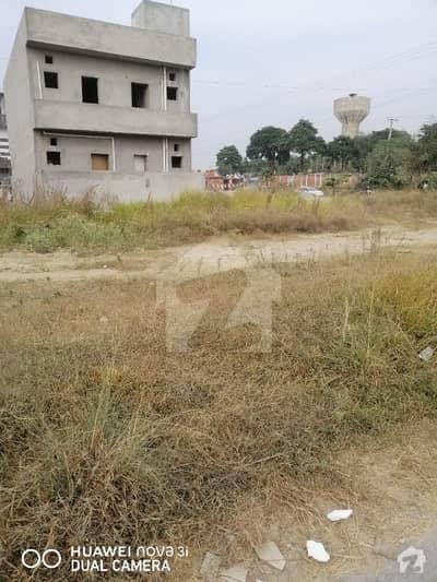 آئی ۔ 14/3 آئی ۔ 14 اسلام آباد میں 6 مرلہ رہائشی پلاٹ 85 لاکھ میں برائے فروخت۔