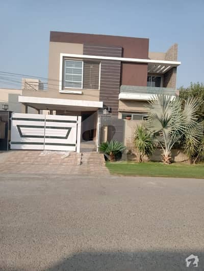 3 Years Old 10 Marla 4 Bedrooms House For Sale In Sector C Phase 8 Eden City Lahore