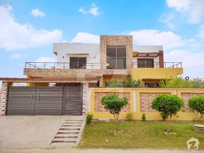 1 Kanal Brand New House For Sale In Government Employees Cooperative Housing Society Bahawalpur