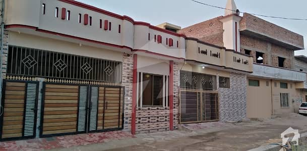 Corner 5.5 Marla Luxury House For Sale