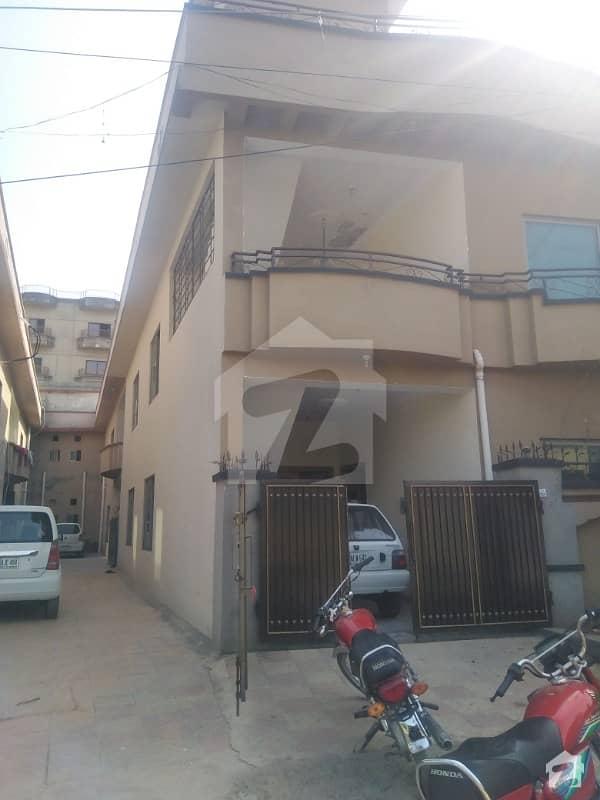 گلریز ہاؤسنگ سوسائٹی فیز 2 گلریز ہاؤسنگ سکیم راولپنڈی میں 4 کمروں کا 5 مرلہ مکان 1.05 کروڑ میں برائے فروخت۔
