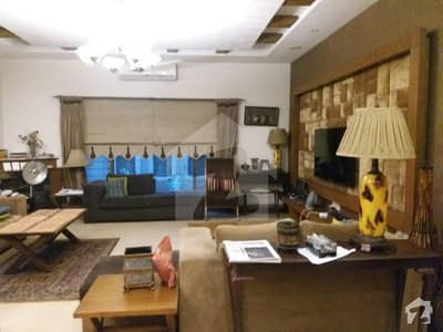 Dha Kanal Beautiful Luxury Furnished Upper Portion With Short Terms  Long Terms Rent Available