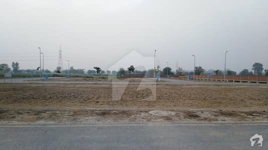 Possession And Utilities Charges Paid Plot For Sale In Oversea A Block Phase 2