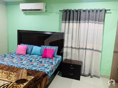 Full Furnished 1 Bed Apartment Available For rent