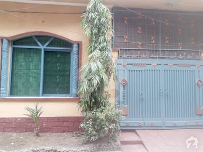 5 Marla Double Storey Furnished House For Sale With All Facilities In Very Ideal Location With Peaceful Environment