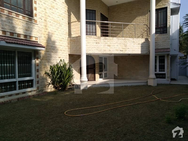 Double Storey Bungalow In DHA Phase 1 Karachi