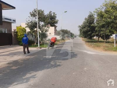 1 Kanal Plot Is Available For Sale Facing Park Best Investment Time