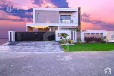 Mazhar Munir Design Layout Beautiful Double Heighted House