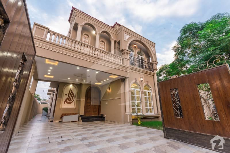 10 Marla New Constructed House is Available For sale in Ex Air Avenue DHA Phase 8