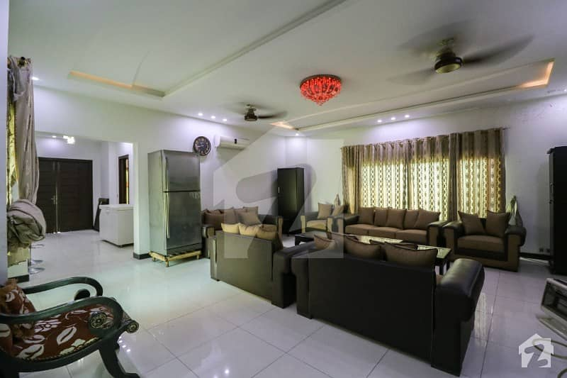 Separate Gate Corner Location 2 Kanal Fully Furnished Proper Upper Portion Available For Rent In Dha Phase8 Ex Park View Lahore