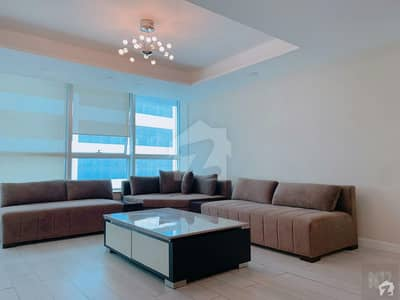 Centrally Located Furnished  Flat In F-8 Is Available For Rent