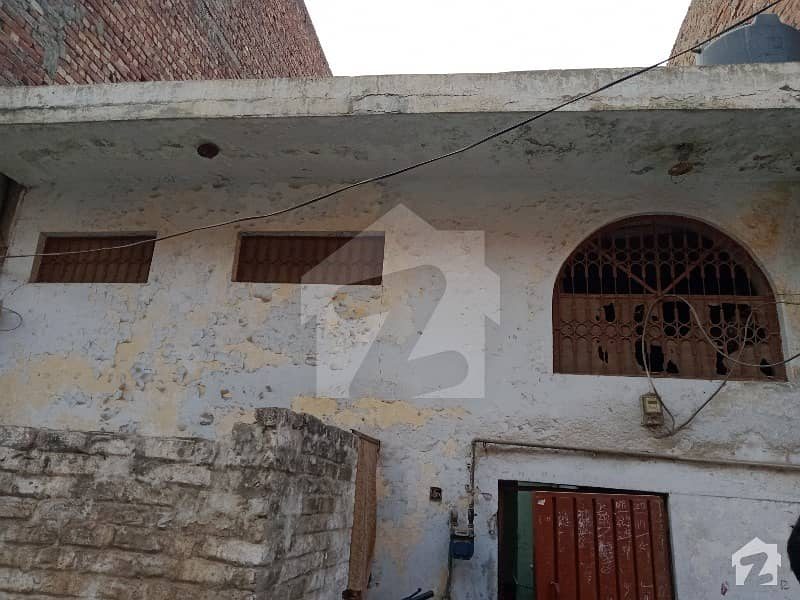 5 Marla Old House Single Storey Available For Sale