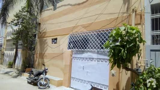 اندہ موڑ روڈ کراچی میں 5 کمروں کا 5 مرلہ مکان 99 لاکھ میں برائے فروخت۔