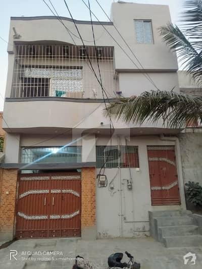 لکھنؤ سوسائٹی کورنگی کراچی میں 10 کمروں کا 5 مرلہ مکان 65 ہزار میں کرایہ پر دستیاب ہے۔
