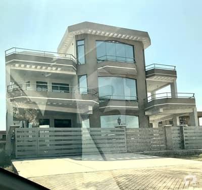 1 Kanal Triple  Storey Basement All Around In  G-13/4 Islamabad