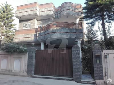 Well Spacious Built Home In Musazai Colony On Main Mansehra Road Abbottabad