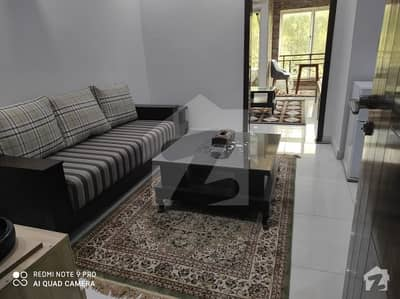 Fully Furnished Luxury Family Apartment For Rent In Phase 7 Bahria Town