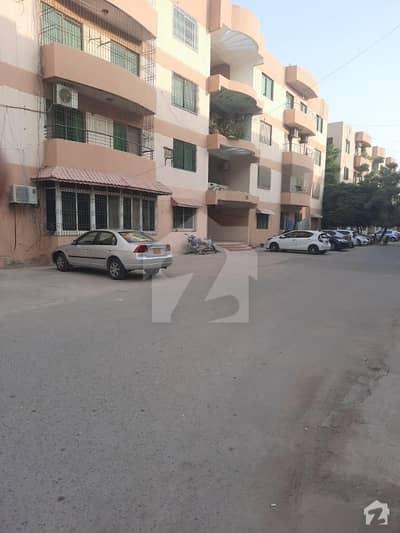 Flat For Sale In Army Officers Housing Scheme. Askari Iv Karachi.