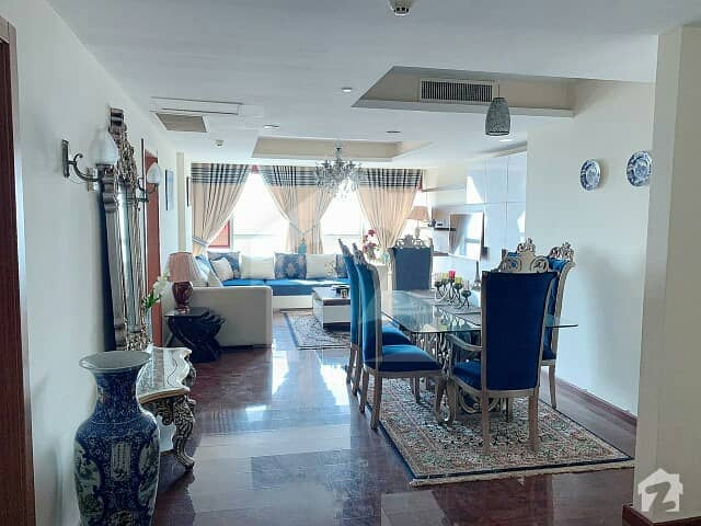 2 bed Fully Furnished Flat In Centaurus